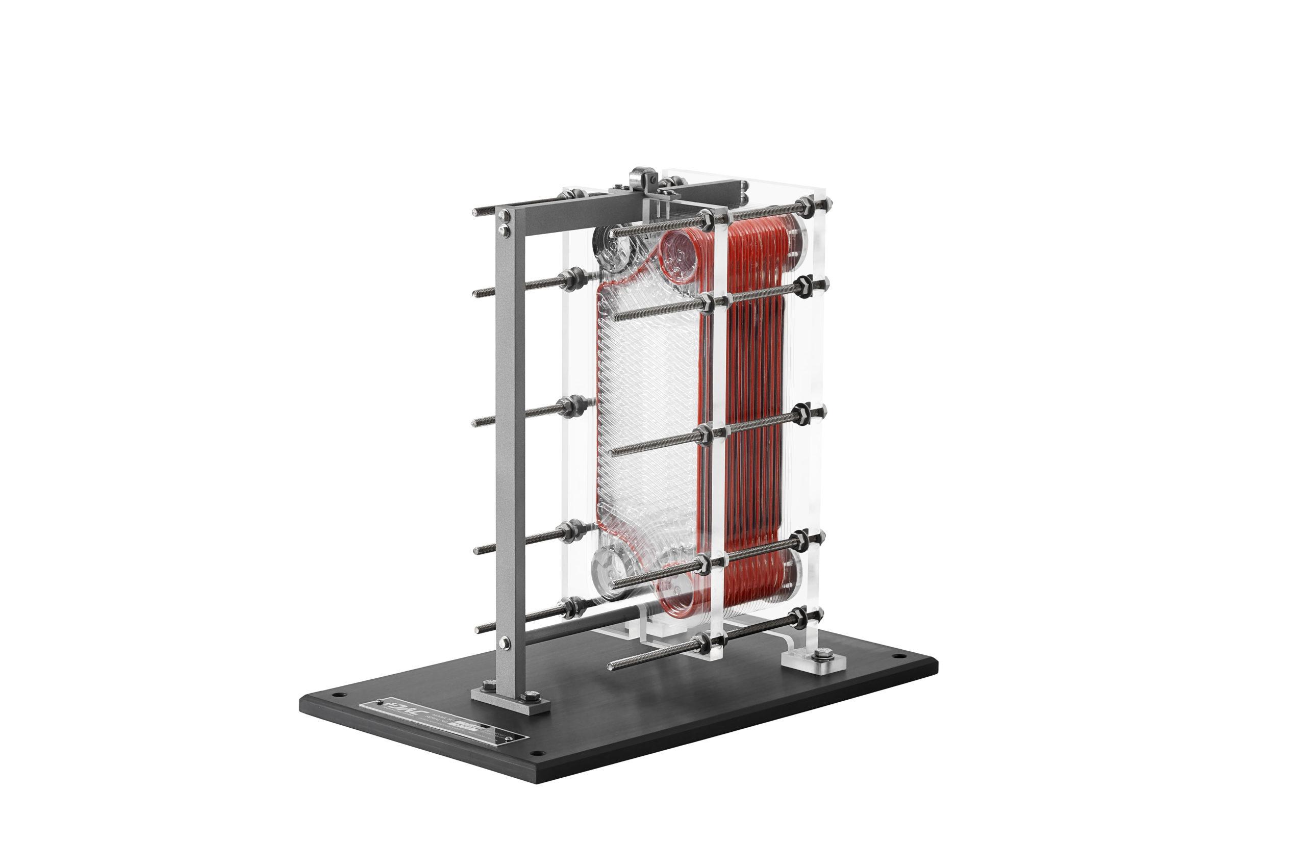 Plate-Type Heat Exchanger Model