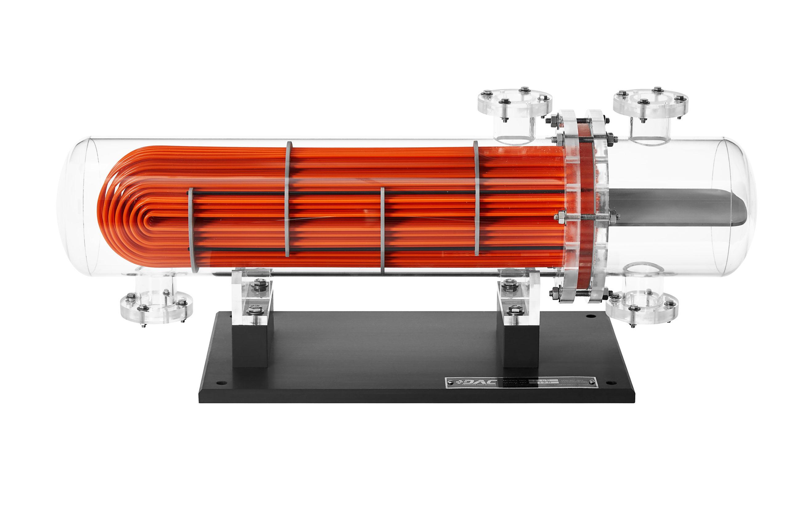 U-Tube Heat Exchanger Training Model