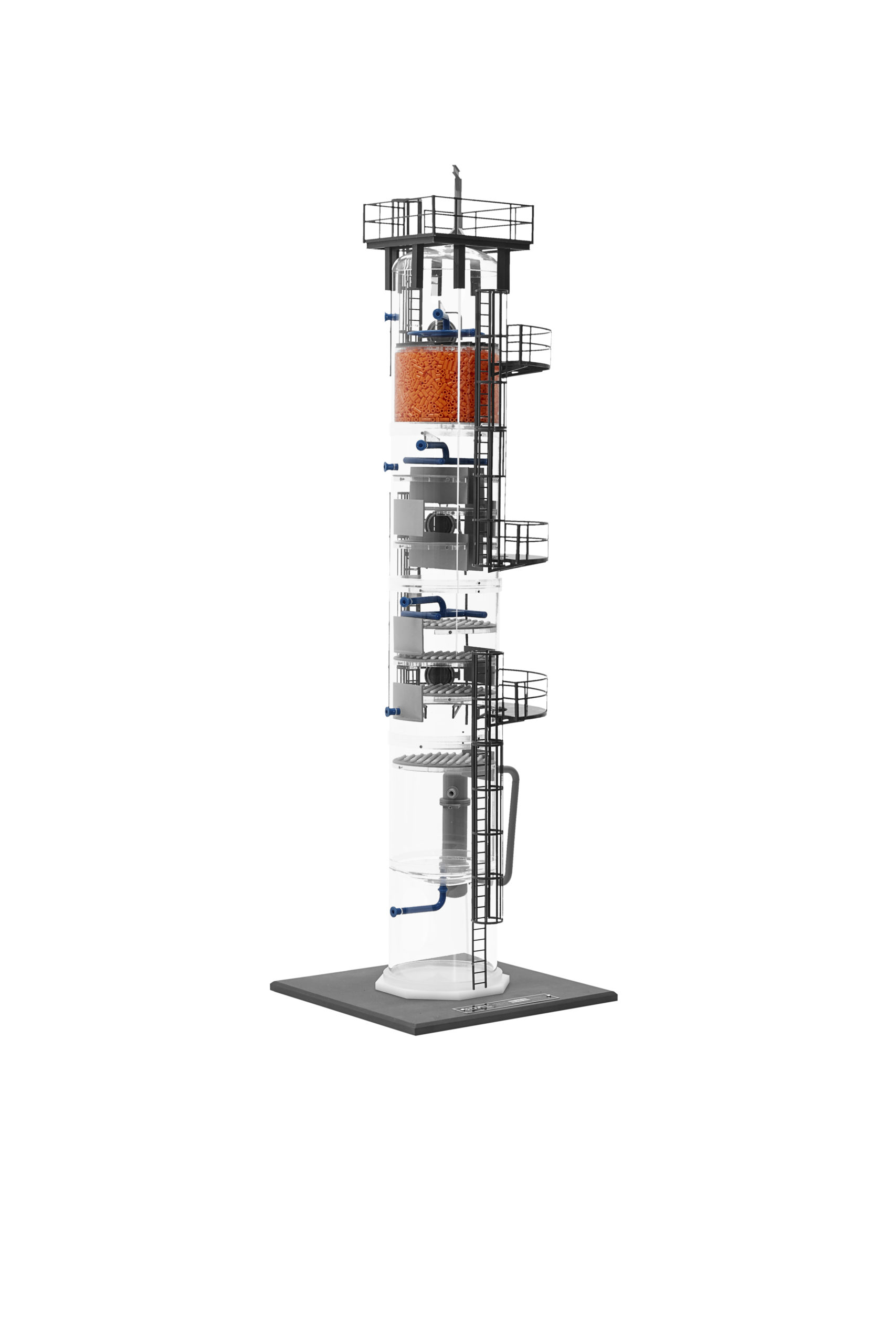 Hands-On Distillation Column Model | Real-World Maintenance Training