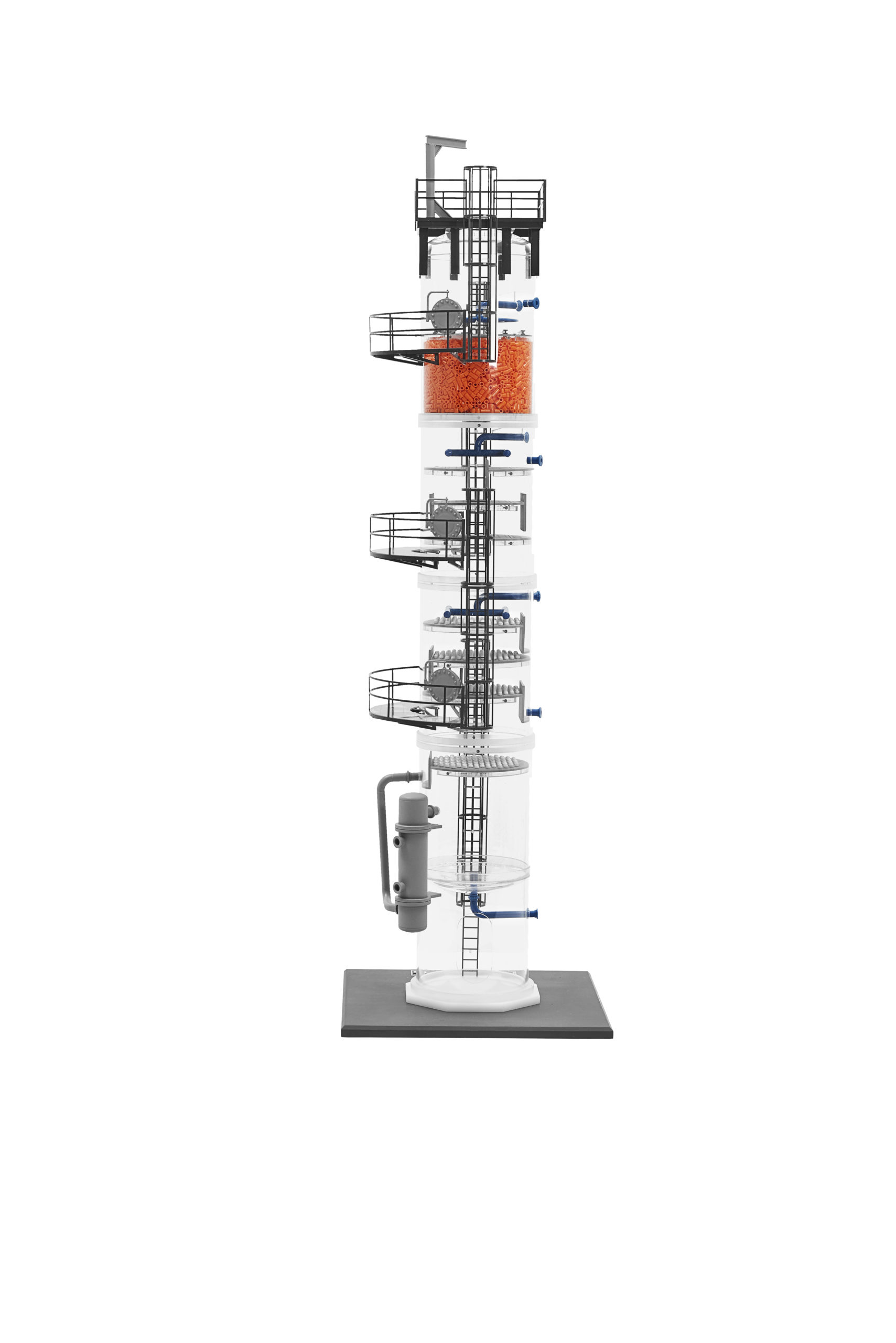 Distillation Column Model