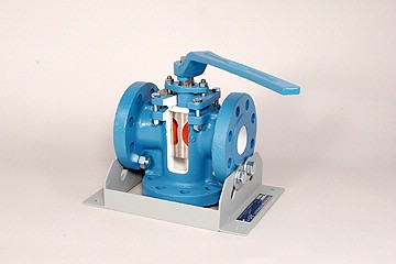 3-way manual valve cutaway training