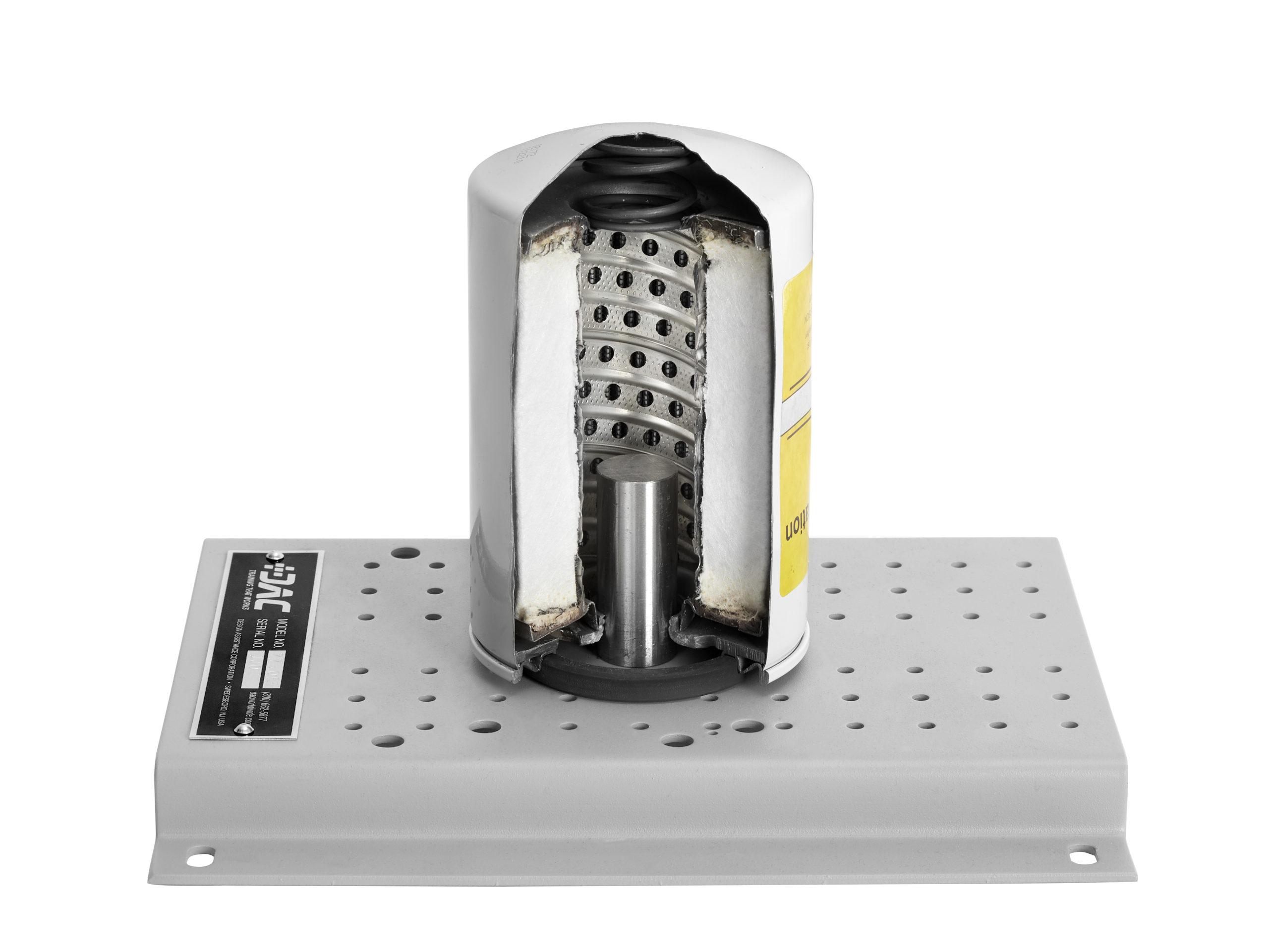 Hydraulic Filter Cutaway | Hands-On Sump-Type Hydraulic Filter Training