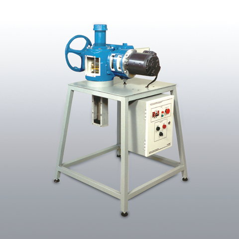 DAC Worldwide's Motorized Multi-Turn Actuator Training System | 212-000
