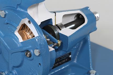 Horizontal Turbine Pump Cutaway | 278-155