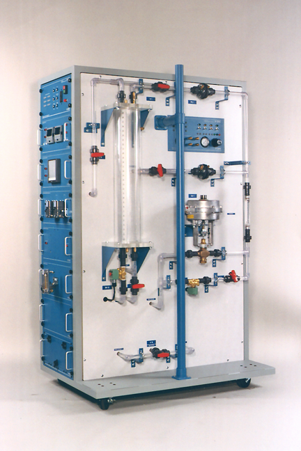 DAC Worldwide's 3-Variable Process Control Training System | 601