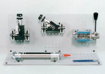 Hydraulic Cutaways