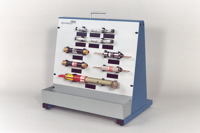 Fuse Sample Board | 816-PAC | Power Generation | Process/Chemical Manufacturing