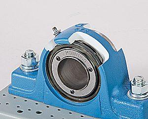 DAC Worldwide Spherical Roller Bearing Pillow Block Assembly Cutaway | 200-2045 | Closeup