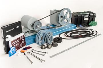 DAC Worldwide Belt Drive Training System | 201 | Left
