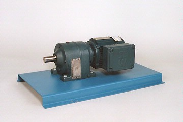 DAC Worldwide Inline Helical Gear Reducer Dissectible | 205-130