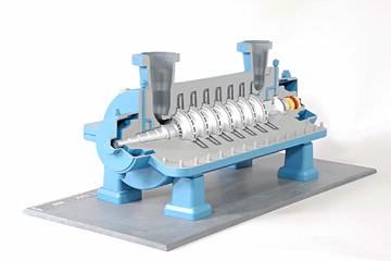 DAC Worldwide Centrifugal Compressor Model | 211C | Left Angle