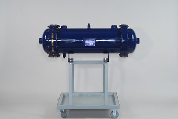 DAC Worldwide Heat Exchanger Maintenance Training System | 238-000 | Front View