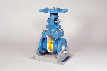 """DAC Worldwide Gate Valve, 2"""" – 2½"""" Dissectible 