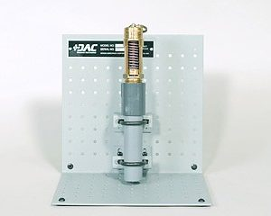 DAC Worldwide Pop-Off, Air Compressor Safety Relief Valve Cutaway | 273-280 | Front