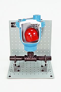 DAC Worldwide Ball Float Air Vent Valve Cutaway   273-420   Front