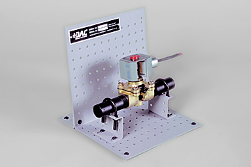 DAC Worldwide Solenoid Valve Cutaway | 273-440 | Angle 1