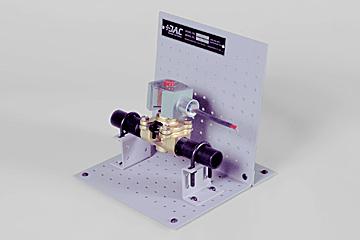DAC Worldwide Solenoid Valve Cutaway | 273-440 | Angle 2