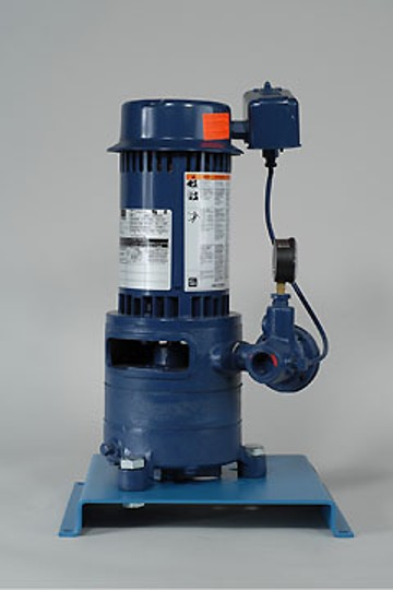 DAC Worldwide Submersible Vertical Turbine Pump Dissectible | 275-125 | Oil & Gas