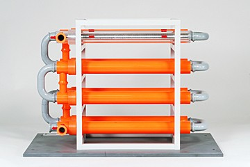 DAC Worldwide   Annular Tube Heat Exchanger Model   281   Process/Chemical Manufacturing