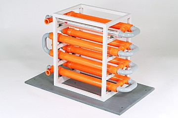 DAC Worldwide Annular Tube Heat Exchanger Model | 281 | Above