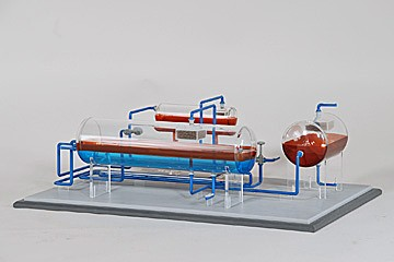 Low-Temperature Separator System Model | 295-110
