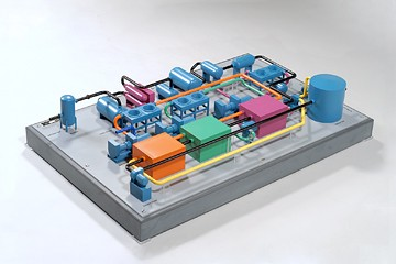 Phillips Cascade Process (LNG) System Model | 295-901