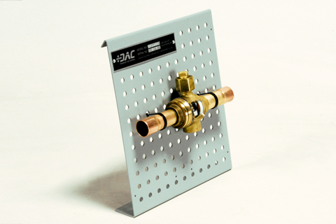 ACR Steel Ball Valve Cutaway | 373-501