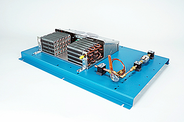 Ceiling Unit Cooler System Cutaway | 373-991