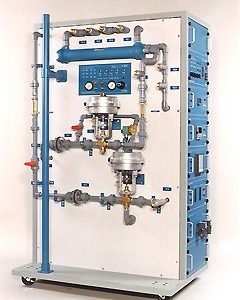 DAC Worldwide Temperature Process Control Training System | 602-PAC | Right Angle