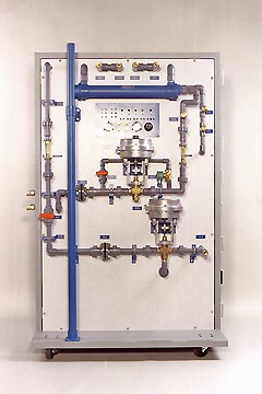 DAC Worldwide Temperature Process Control Training System   602-PAC   Front View