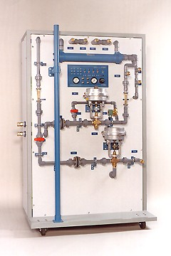 DAC Worldwide Temperature Process Control Training System   602-PAC   Left Angle
