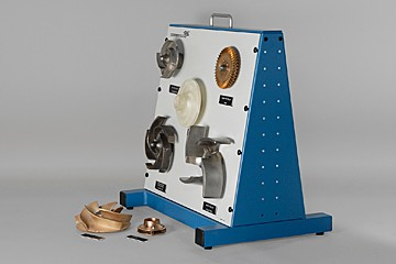 Pump Impeller Sample Panel | 869-PAC