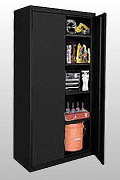 DAC Worldwide Tool and Component Storage Cabinet | 914 | Angle View