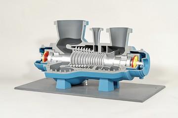 axial compressor model