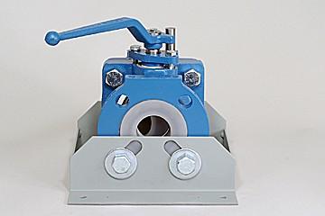 industrial ball valve cutaway training