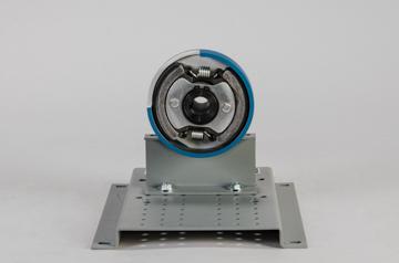 centrifugal clutch cutaway training