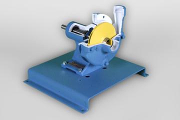 centrifugal pump cutaway training