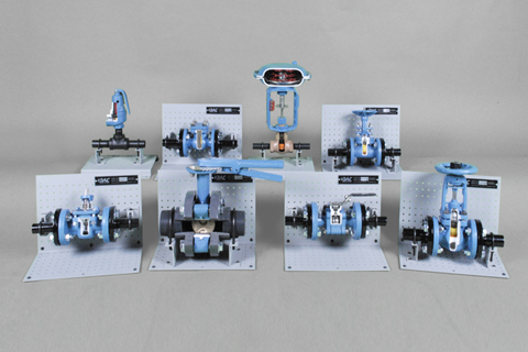 downsized valve cutaway assortment