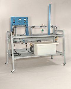 flow measurement training system plus