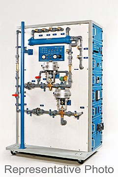 DAC Worldwide Heat Exchanger Process Control Training System | 607 | Advanced Manufacturing