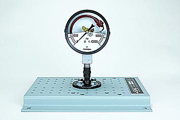 hydraulic pressure gauge cutaway