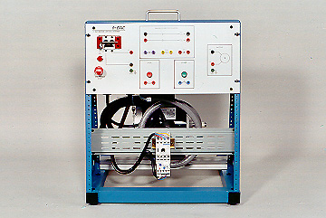 1-Phase Motor Control Training System with Magnetic Starter | 421-000