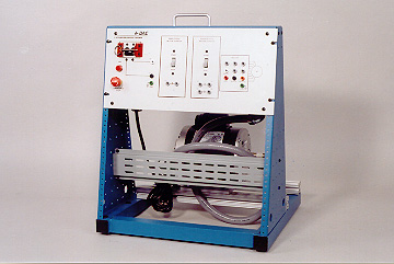 DAC Worldwide 1-Phase Motor Control Training System with Manual Starter | 420-000 | 2