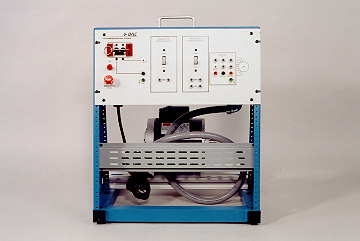 DAC Worldwide 1-Phase Motor Control Training System with Manual Starter | 420-000 | 1