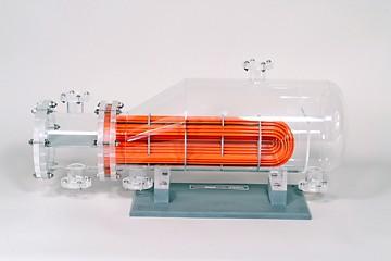 kettle type reboiler model