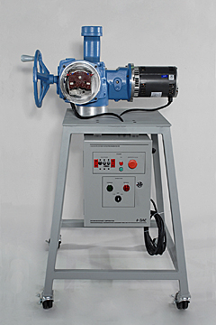 DAC Worldwide Motorized Multi-Turn Valve Actuator Trainer | 212-000 | 1