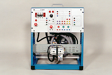 3-Phase Motor Control Training System with Magnetic Starter | 423-000