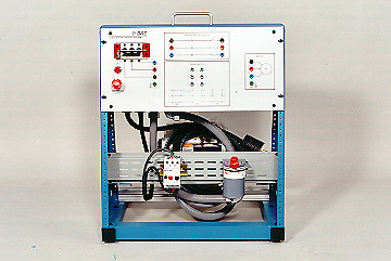 3-Phase Motor Control Training System with Manual Starter | 422-000