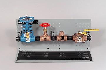 valve cutaway short set
