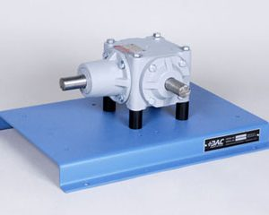 DAC Worldwide Right Angle Straight Bevel Gear Reducer Dissectible | 205-110 | Front